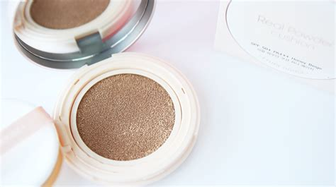 Etude Powder etude house real powder cushion review giveaway liah yoo