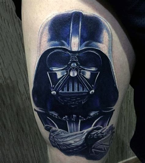darth vader tattoos 100 darth vader designs for cool wars ideas