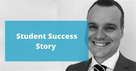 Success Stories Of Mba Students by Student Success Story Jared Engwirda