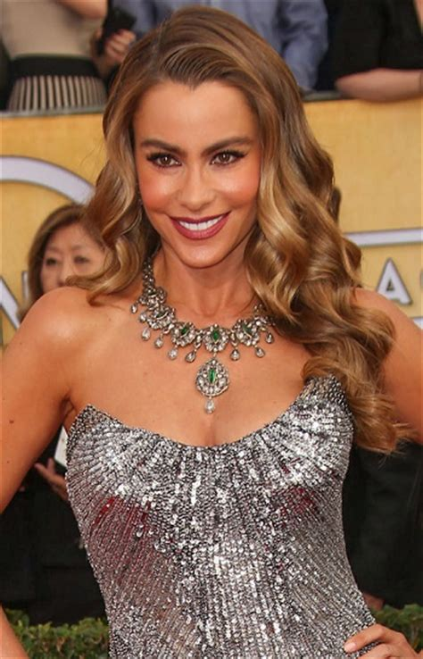 Sofia Vergara Hairstyle by Sofia Vergara Photos Hairstyles Sophisticated