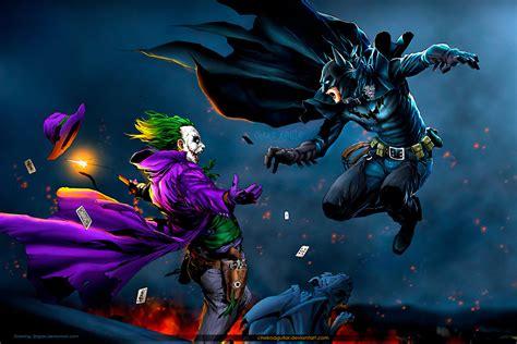 Imagenes Batman Y Joker | la evoluci 243 n de batman joker a lo largo de la historia