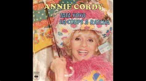 cordy tata yoyo anny cordy tata yoyo