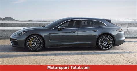 Panamera Kofferraum by News Porsche Panamera Sport Turismo 2017 Technische