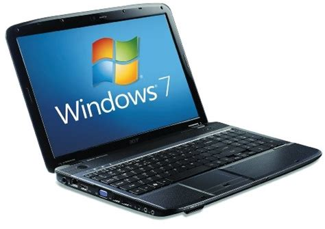 Laptop Acer Windows 7 acer aspire 5542 notebookcheck net external reviews