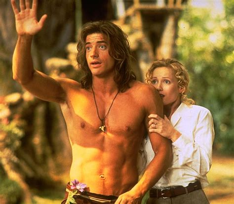 george of the jungle biggest swing movie dame george of the jungle 1997