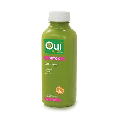 Tierra Goes Green Detox Program by Go Green Oui Juice
