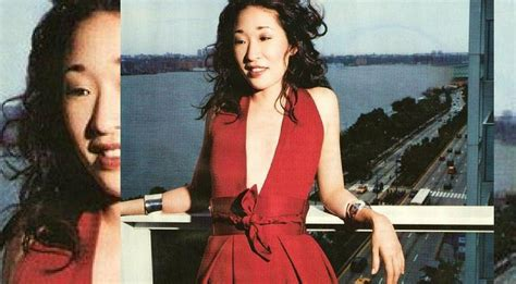 asian actress nominated for emmy sandra oh makes history as first asian origin woman to get