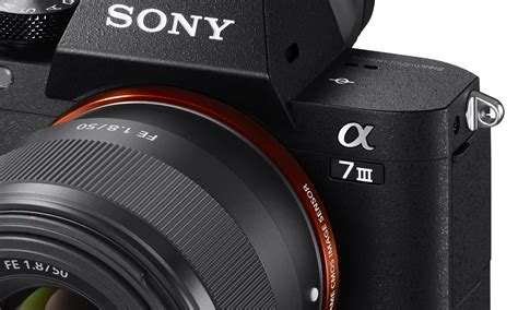 new sony mirrorless new sony a7iii mirrorless to be announced soon