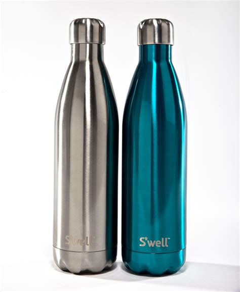 water bottle s well stainless steel insulated water bottle the green