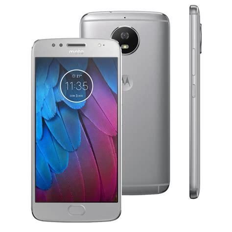 Motorola Moto G5s smartphone motorola moto g5s xt1792 prata 32gb tela