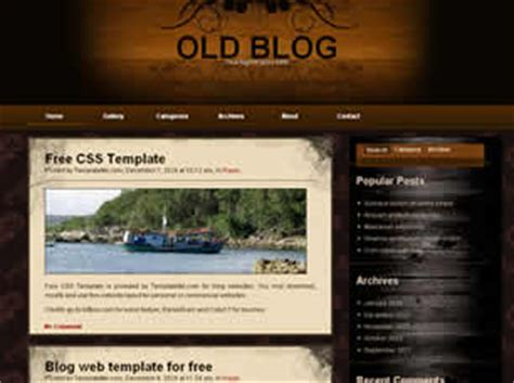 free css templates for books free books website templates 62 free css