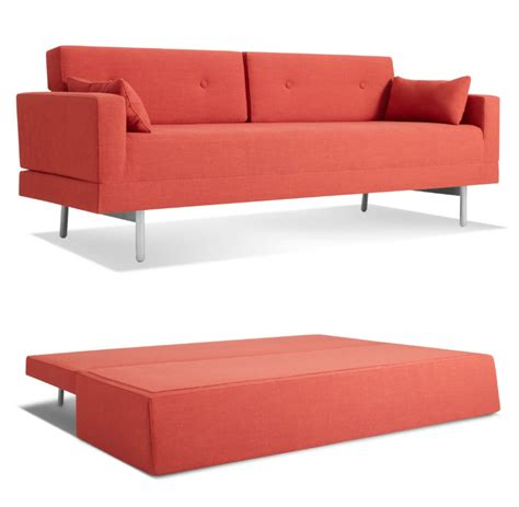 Patio Furniture You Can Sleep On Sleeper Sofa Modern Sleeper Sofa With 2 Cushions