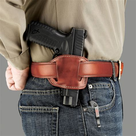 hülster bett jak slide belt holster galco belt holsters at galco