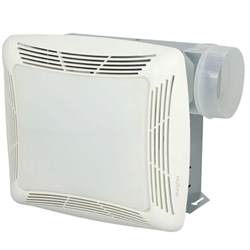 panasonic bathroom fans home depot panasonic whispersense 110 cfm ceiling humidity and motion