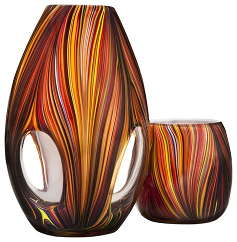 Target Glass Vase by Missoni For Target 174 Glass Vase And Votive Candleholders
