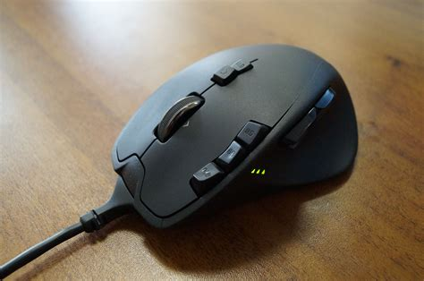 Wireless Gaming Mouse G700 logitech wireless gaming mouse g700