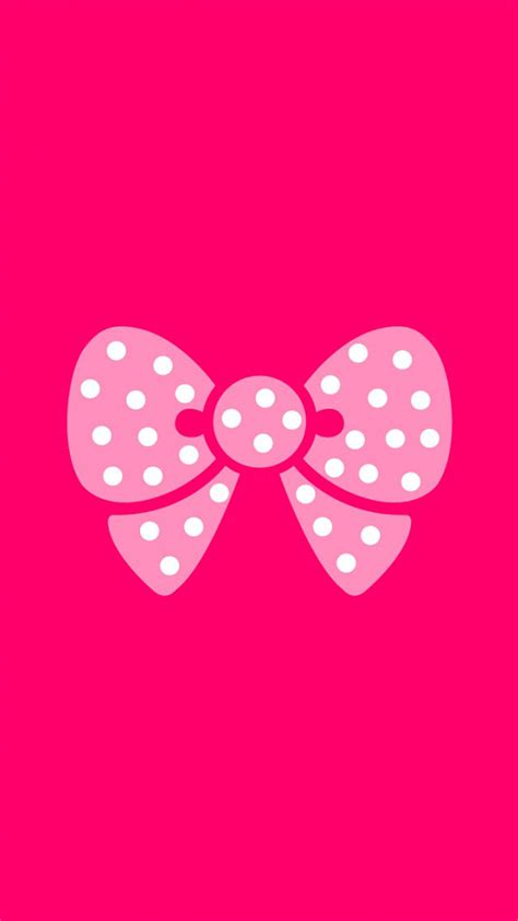themes cute iphone 5 for girls pink ribbon iphone wallpaper iphone wallpaper