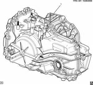 chevrolet cruze automatic transmission assembly