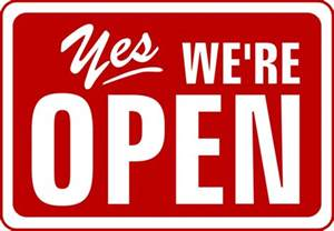 yes we re open liu news events
