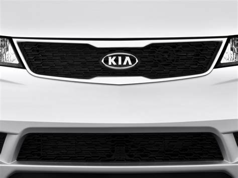 Kia Forte Grill Image 2012 Kia Forte 5 Door 5dr Hb Ex Grille Size 1024