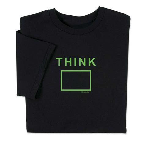 think outside the box shirt think smarter wearing think outside t shirt