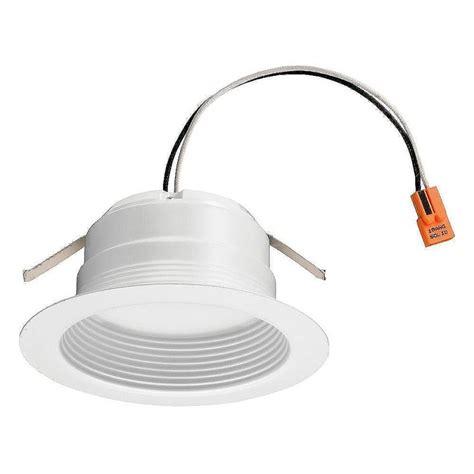 lithonia lighting 4bemw led 27k m6 white 1 light led