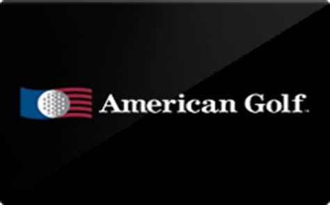 American Golf Gift Card - buy american golf gift cards raise