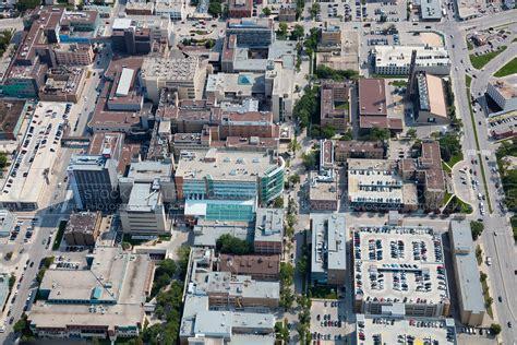 Address Finder Winnipeg Aerial Photo Health Sciences Centre Winnipeg