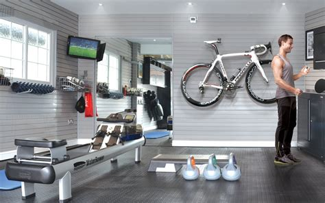 Garage Workouts by Storewall Organization Systems For Garage Basement Or
