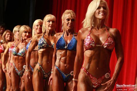Mr O Vs Miss Ab bodybuilders flourish at florida chionship event