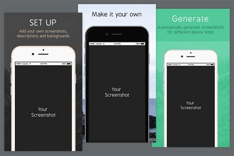 app layout maker app store screenshot generator medialoot