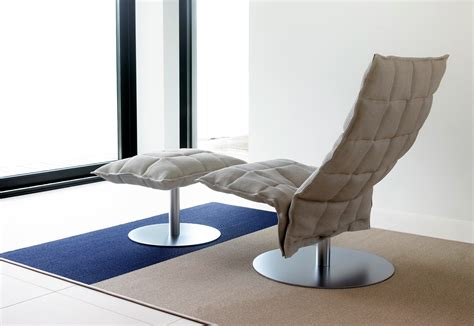 Ottoman That Turns Into 5 Stools by Swivel K Ottoman By Woodnotes Stylepark