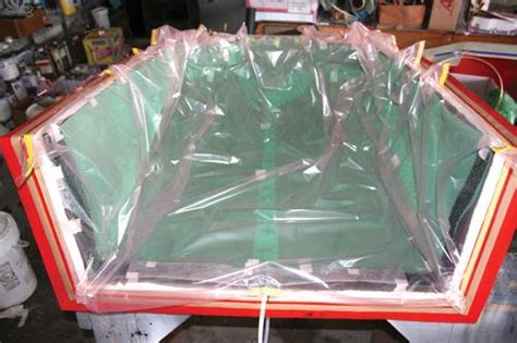 how to repair laminates using vacuum bagging epoxycraft