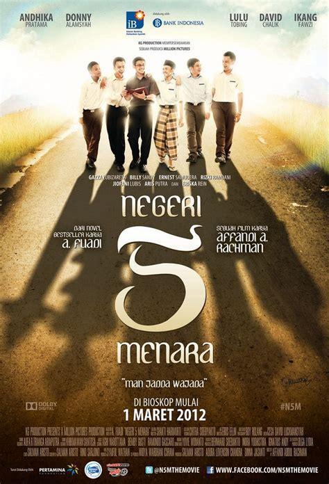 film motivasi menginspirasi nonton 5 film indonesia bertema motivasi