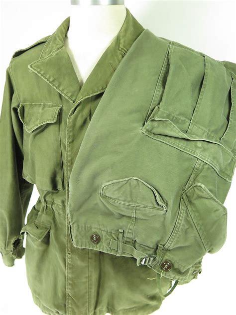 Vintage Apparel 9 Tshirtkaosraglananak Oceanseven vtg 50s korean war us army m 1951 field jacket coat suit set s