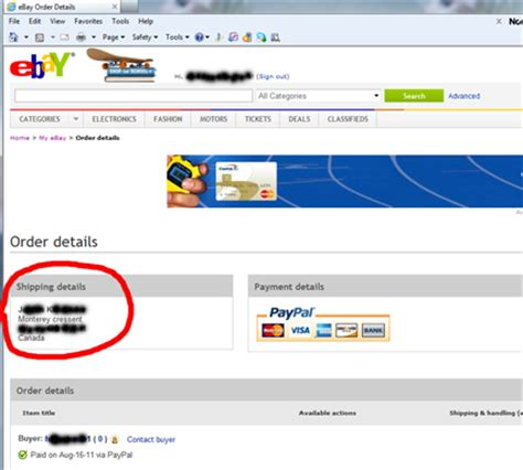 ebay cancel order how can ebay buyers mailing address be incorrect on ebay