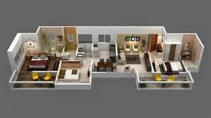 big 3 bedroom house insight of 3 bedroom 3d floor plans in your house or