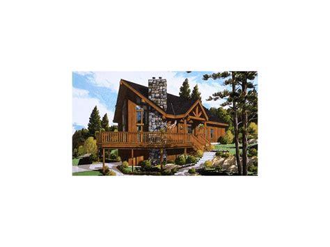 rockycrest rustic a frame home plan 089d 0041 house