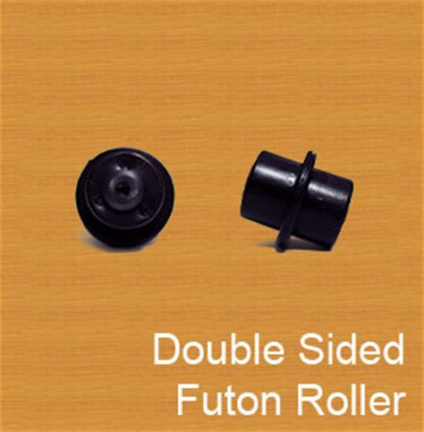Futon Parts by Futon Planet Futonplanet Sided Futon Rollers
