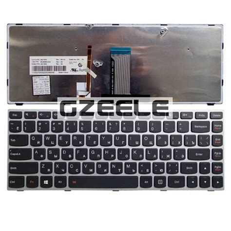 Keyboard Laptoplenovo Ideapad G40 G40 30 G40 45 G40 75 G40 70 Series popular lenovo g40 buy cheap lenovo g40 lots from china