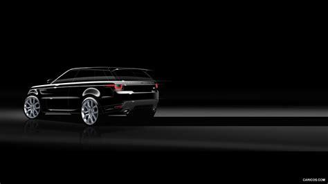 range rover sport design sketch hd wallpaper