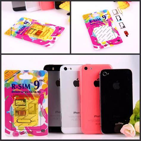 Harga Termurah Rsim Pro 9 R Sim 9 Plus Unlocked Iphone Ios 8 X X r sim 9 pro rsim iphone 4s 5 5c 5s gevey liberacion 69 00 en mercado libre