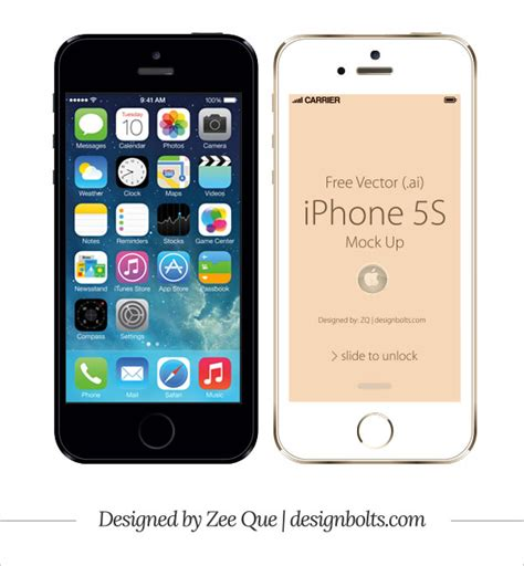 format video iphone 5 free vector apple iphone 5s in ai eps format