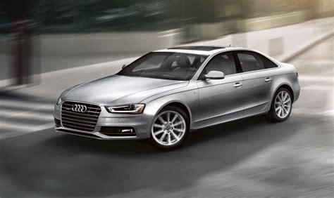 Audi A 4 2014 by 2014 Audi A4