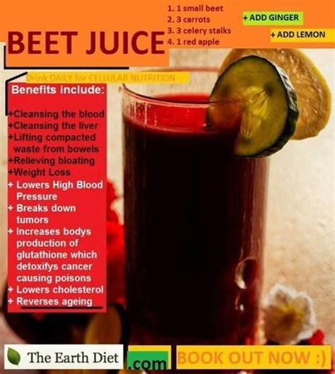 Beet Juice Detox Benefits by Disease Mental Health And Beets On