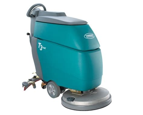 Walk Floor Scrubber by Tennant T3 20 Quot Walk Floor Scrubber