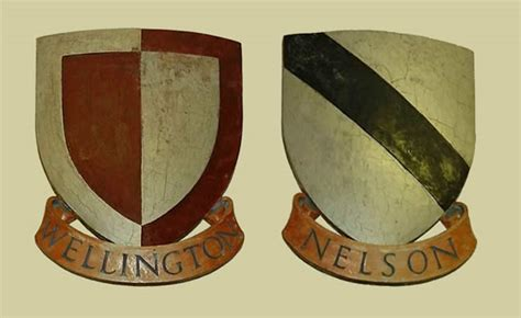 house side shield burton grammar school 187 school crests
