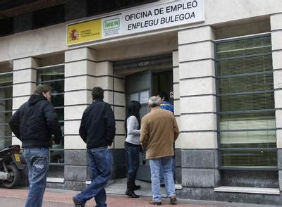 horario oficina inem madrid el gobierno vasco asumir 225 casi la mitad de los empleados