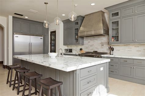 gorgeous grey and white kitchen designs diy better homes beautiful arteriors lighting in kitchen contemporary with
