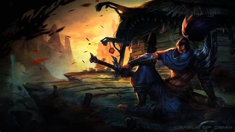 themes in why i live at the p o yasuo the unforgiven login theme visual effects youtube